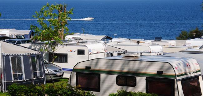 Blommehaven Camping Højbjerg