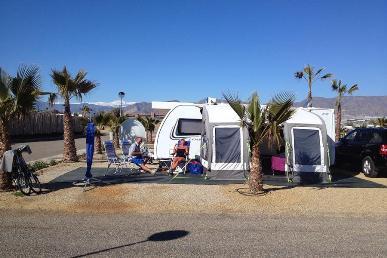 Camping Mar Azul Balerma Almería