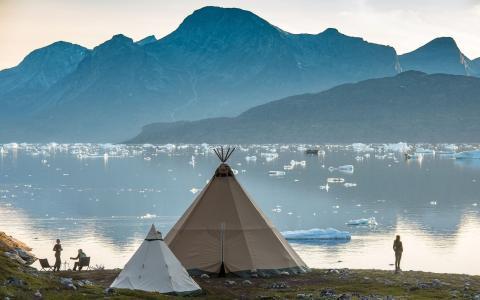 Glacier Lodge Eqi  Ilulissat