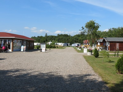 Holme aa Camping Hovborg