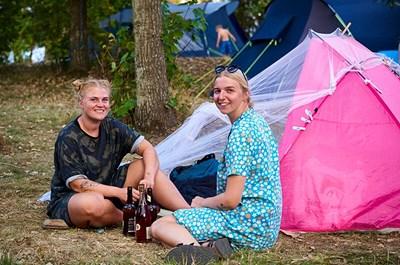 Rosenholm Camping Hundested