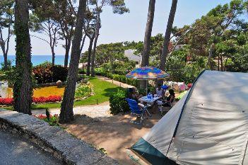 Camping Treumal  Platja d Aro