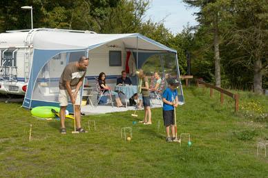 Bilbergs Camping Hvide Sande