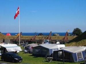 Camping Charlottenlund Fort Charlottenlund