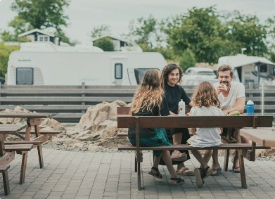 Sannes Familiecamping Gudhjem