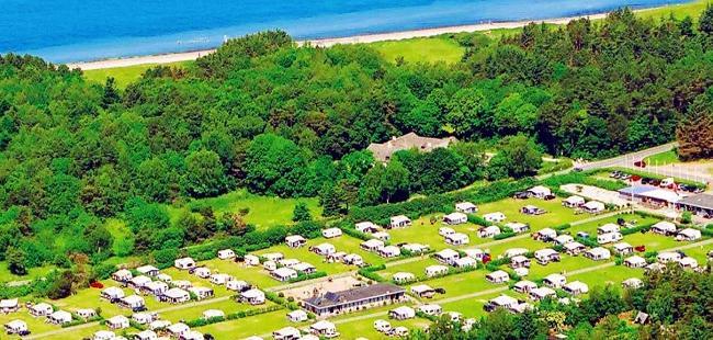 Raageleje Camping Vejby