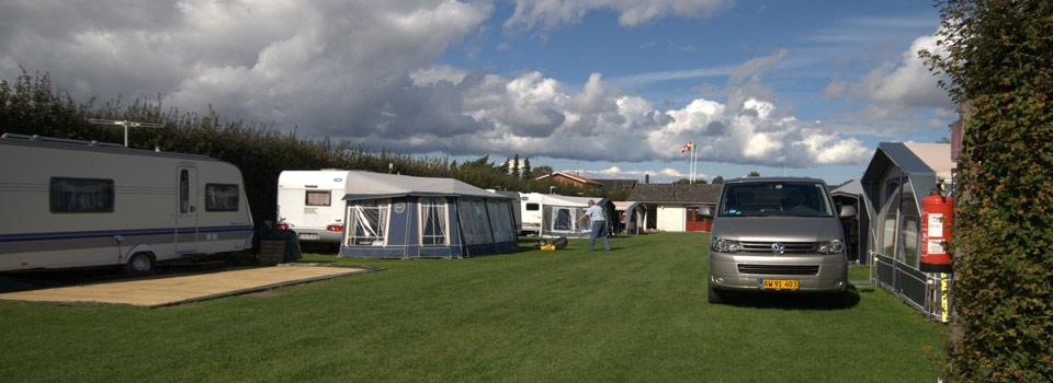 Campinggaarden Ulslev Strand Idestrup